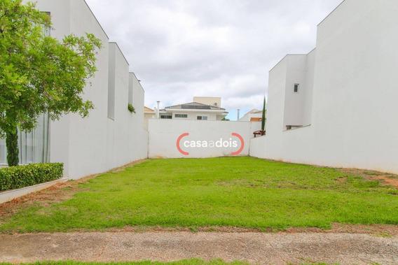 Terreno À Venda, 360 M² Por R$ 430.000,00 - Parque Campolim - Sorocaba/sp - Te0245