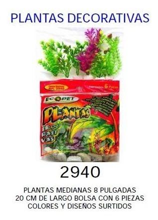 Imagen 1 de 1 de Plantas 30 Cm Bolsa 6 Piezas