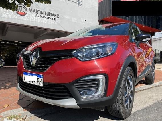 Captur Intens Cvt 2018 Nueva Motor 1,6 Nafta 9000 Kms Permut