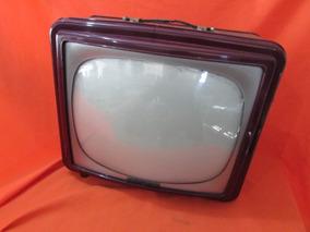 R/m - Rara Antiga Tv / Televisor Invictus 17 Polegadas