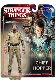 Mcfarlane Stranger Things Chief Hopper Original