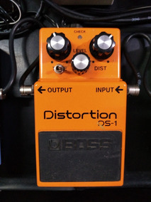 Pedal Boss Distortion Ds-1 Com Modificação Keekey