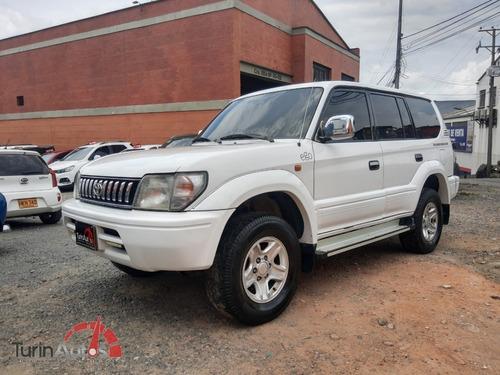Toyota Prado 2007 3.4