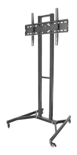 """Imagen 1 de 2 de Soporte Mitzu LCD-3072 de piso para TV/Monitor de 32"""" a 70"""" negro"""