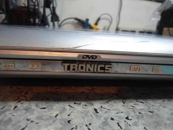 Dvd Player Tronics Dvd-599 - Para Reparo Ou Peças