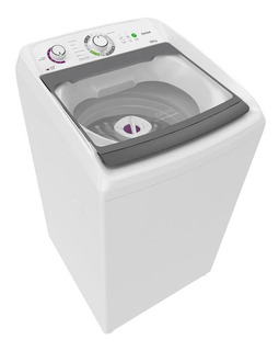 Lavadora De Roupas Consul 12kg, 15 Programas De Lavagem, Branca - Cwh12ab - 110v