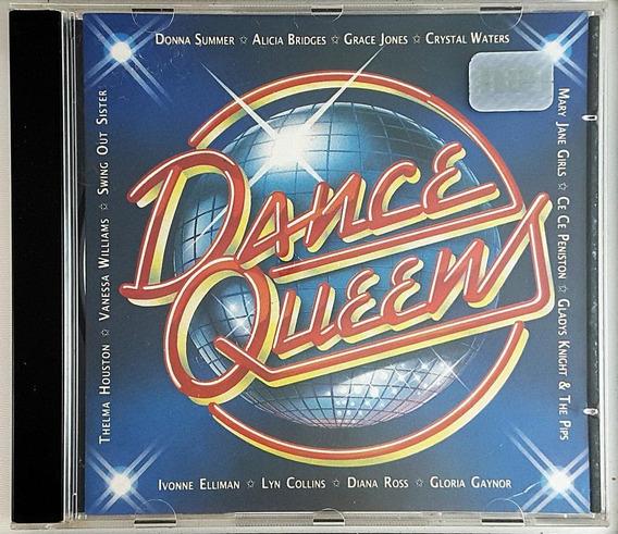 Cd Dance Queens - 1995 - Gd