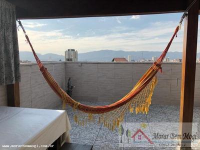 Apartamento Para Venda Em Mogi Das Cruzes, Alto Do Ipiranga - 3108