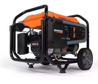 Generador Eléctrico A Gasolina Portatil 3600 Watts Generac