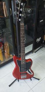 Bajo Jaguar Fender Squier Nuevo