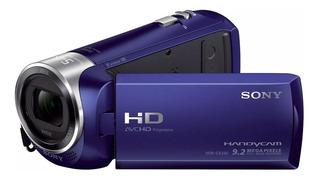Sony Filmadora Hdr-cx240e Con Sensor Cmos Exmor Full Hd Gtia