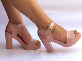 Sandália Mar Heel Sandália De Salto Lançamento