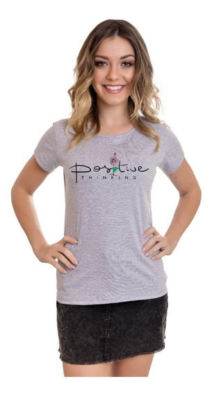 Kit 30 T-shirts Blusas Feminina Para Revenda Roupas Camisas