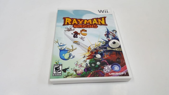 Jogo Rayman Origins - Nintendo Wii - Original