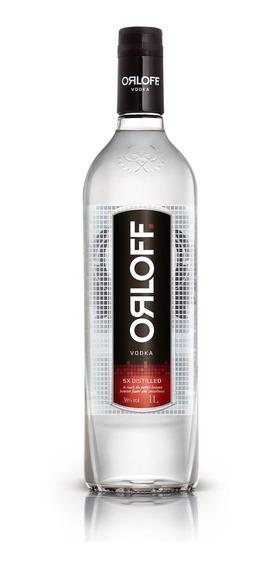 Orloff Vodka Regular Nacional - 1l