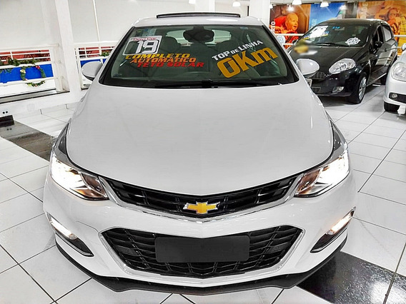 Chevrolet Cruze Sport 1.4 Ltz Turbo Aut. 5p Teto 2020 Zero