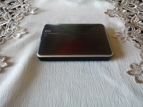 Hd Externo 1 Tera Wd My Passport