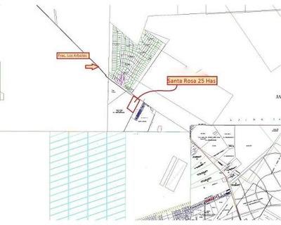 30 Hectareas Tituladas Con 400 Metros De Frente De La Carretera Tulum-coba Y 750 M De Fondo; A Tan S