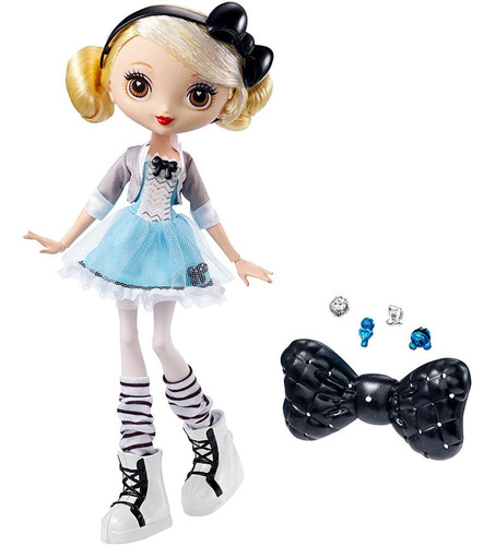 Imagen 1 de 7 de Muñeca Kuu Kuu Harajuku Mattel