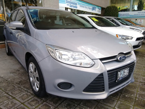 Ford 2014 Focus 2.0 S Estandar Credito