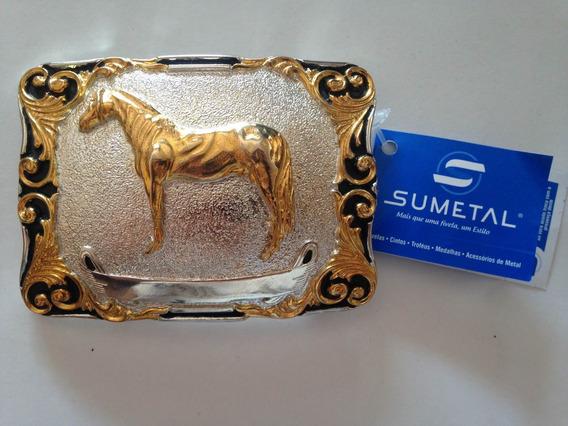 Fivela Country Cavalo Sumetal