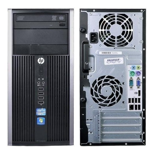Hewlett-packard Hp Compaq 6005 Pro Mt Pc