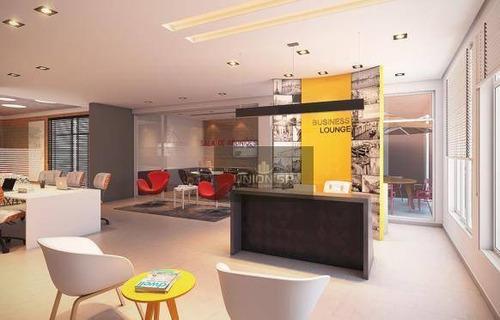 Apartamento À Venda, 63 M² Por R$ 819.000,00 - Consolação - São Paulo/sp - Ap43986