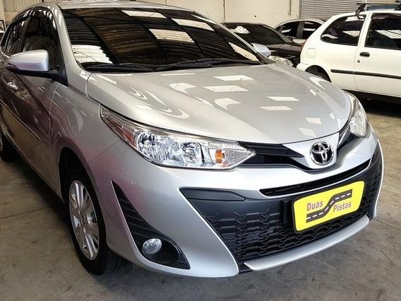 Toyota Yaris Hb 1.3 Xl Cvt, Fnn4542