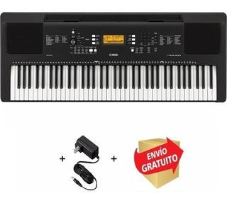 Teclado Piano Yamaha Psre W300 76 Teclas Envios Fuente