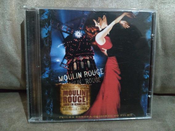 Cd Moulin Rouge - Amor Em Vermelho