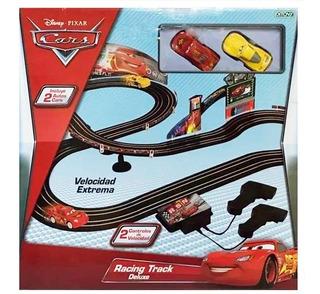 Cars Super Speed Racing Pista 1511