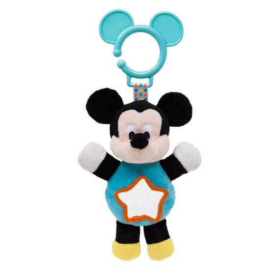 Pelúcia De Atividades - Disney - Mickey Mouse Com Espelhinho