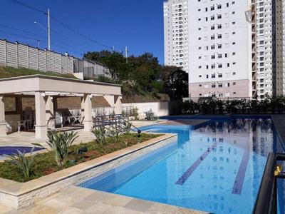 Excelente Apartamento De 82m² 03 Dormitórios,01 Suíte Condomínio Flex I Jundiaí-clube Completo Oportunidade - Ap0634