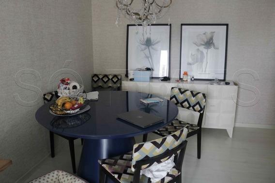 Apartamento Em Moema, Prox Av. Ibirapuera E Metrô Eucaliptos - Sf29186