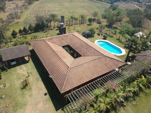 Imagem 1 de 30 de Rural Para Venda, 3 Dormitórios, Jundiaí - Jundiaí - 21971