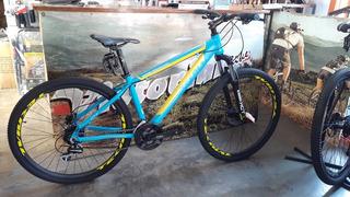 Bicicleta Mtb Teknial Tarpan 27.5 24vel Disc Hidr -victorian
