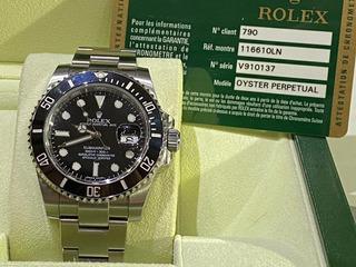 Rolex Submariner Ref. 116610ln Como Nuevo
