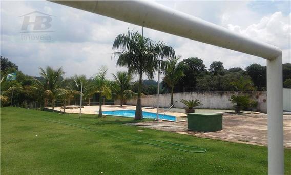 Chácara Residencial À Venda, Éden, Sorocaba. - Ch0008