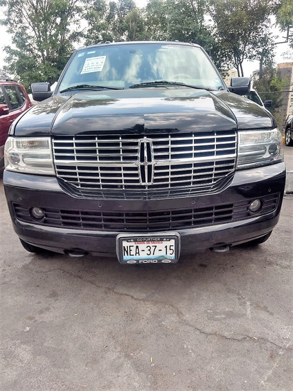 Lincoln Navigator 2009 Ultimate Dvd Coco Piel Estribos Elect