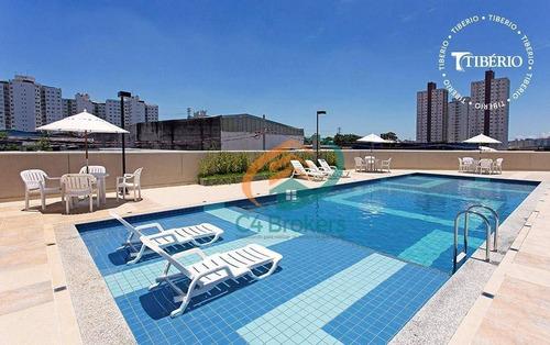 Imagem 1 de 20 de Apartamento Com 2 Dormitórios À Venda, 45 M² Por R$ 270.000 - Carrão - São Paulo/sp - Ap2330