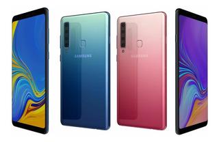 Samsung Galaxy A9 Preto,128gb, 6.3 , 24mp 980 Na Promoçao