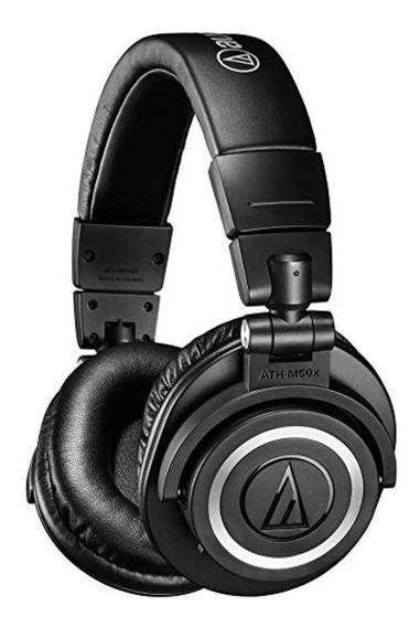 Fone Audio-technica M50xbt Com Espuma Memória Brainwavz