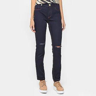 Calça Jeans Lança Perfume Skinny Feminina