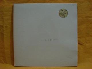 Vinilo Doble The Beatles Album Blanco Numerado+fotos Poster