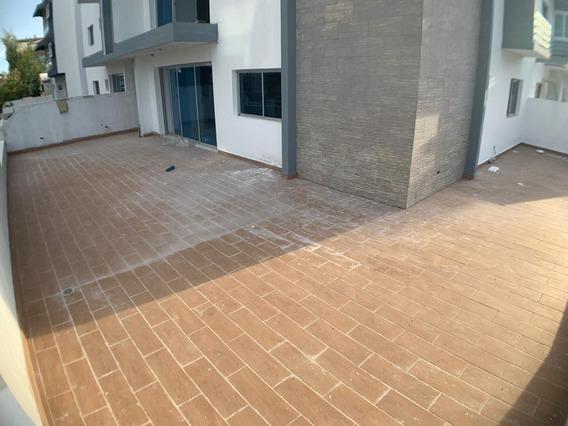 Apartamento En El Millón, 2da Con Terraza,gym Y Picuzzi