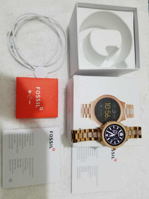 Relógio Smartwatch Fossil Android