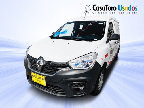 Renault Kangoo Panel Publica Mt---1600cc 4x2 2019