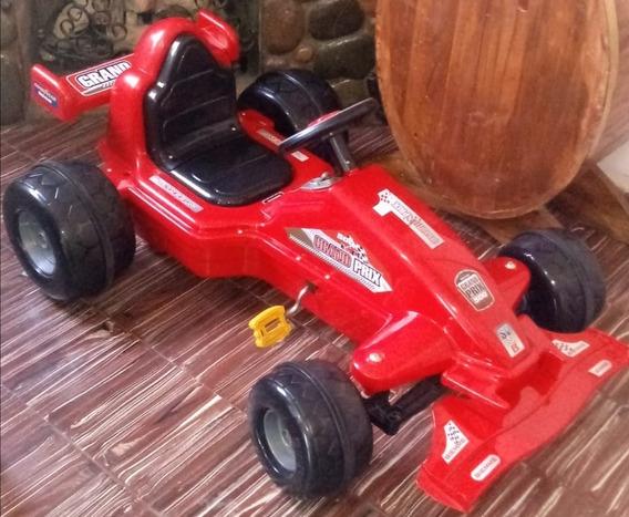 Karting Con Sistema A Cadena