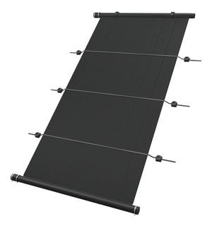 Panel Colector Solar 1.22x3m Climatizador Piscina Piletas