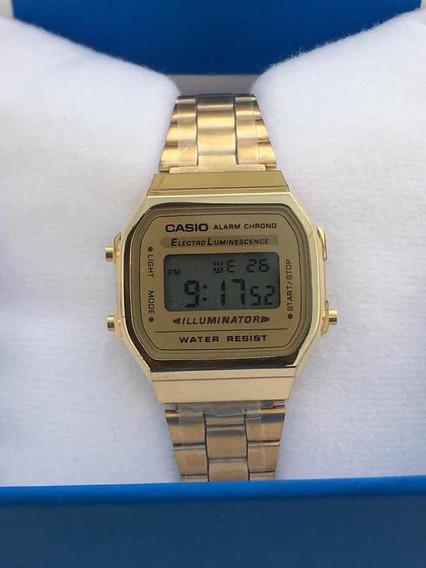 Casio Dorado Mercado México Mini En Reloj Libre srChQtd
